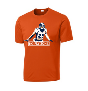 Classic No Fly Zone Short Sleeve