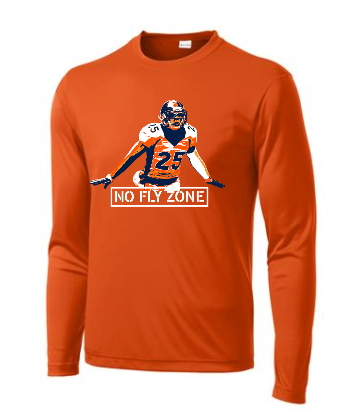 Classic No Fly Zone Long Sleeve
