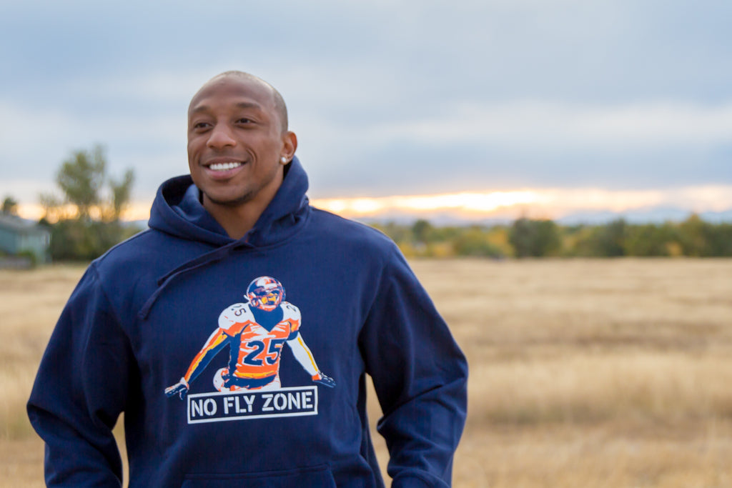 Classic No Fly Zone Hoodie