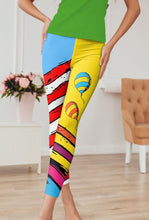 Born To Stand Out Leggings