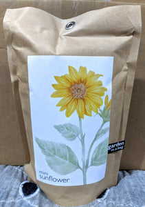 Sunflower -  Garden in a Bag