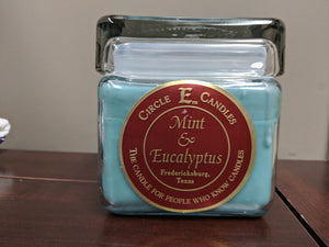 Mint & Eucalyptus - 12 oz