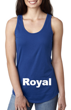 Monogram Razorback Tank Top