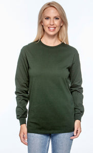 Monogram Long Sleeve T-Shirt
