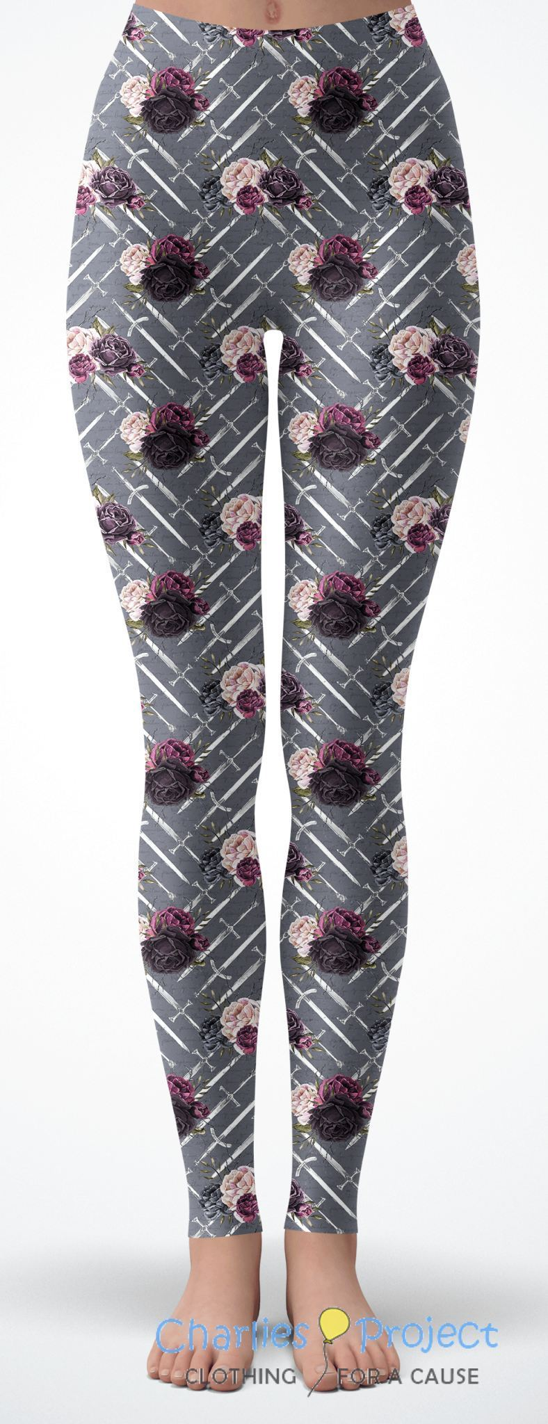 GOT Roses Leggings