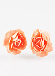Rose Garden Glam - Orange