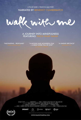Walk With Me DVD available from Sumeru Books
