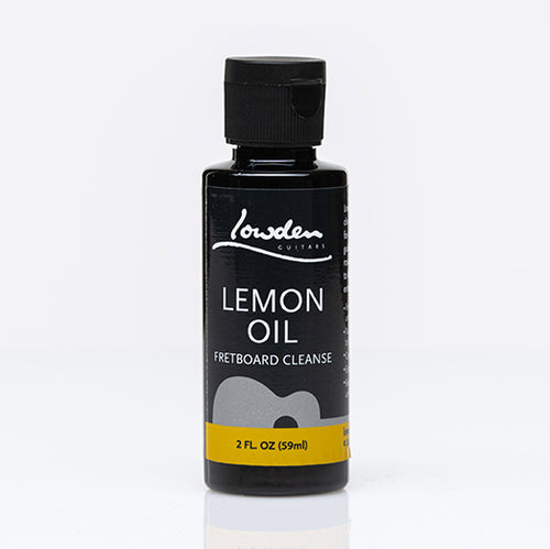 Lowden Lemon Oil