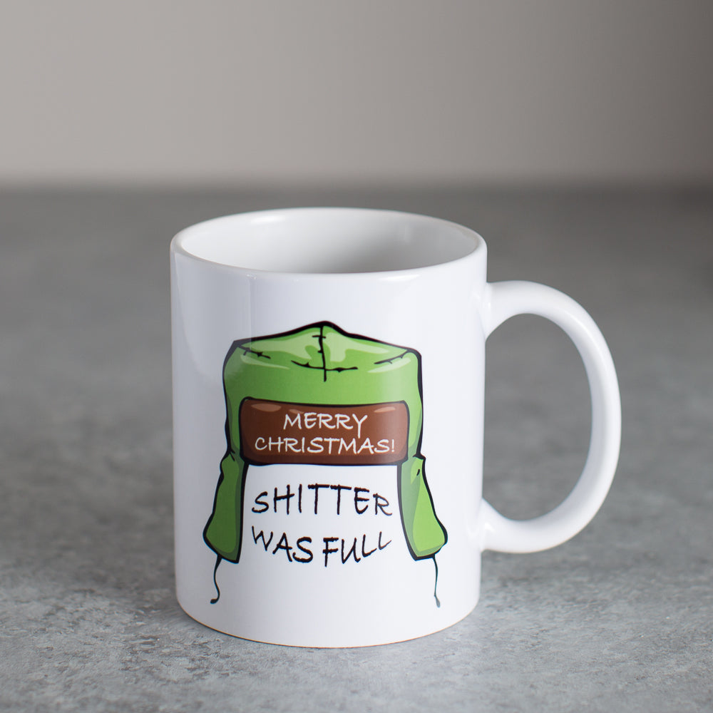 Christmas Vacation - Shitter Was Full Coffee Mug
