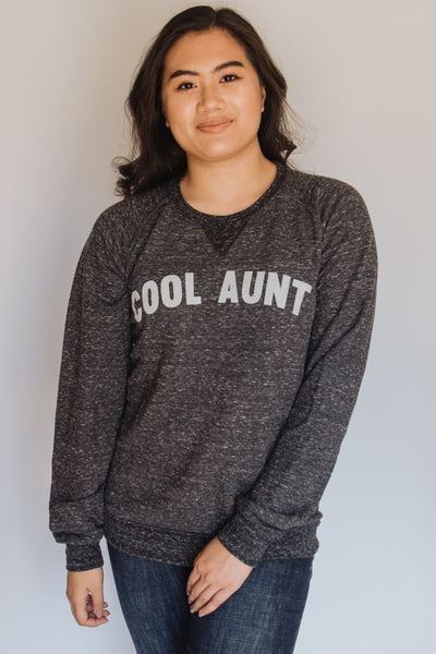 Cool Aunt Sweatshirt
