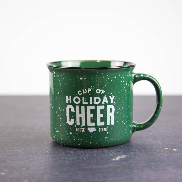 Holiday Cheer Campfire Mug-* Backordered