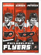 """Philadelphia Flyers™ 2017-18 Season"" Stolitron Limited Edition Serigraph (Printer Proof Edition)"