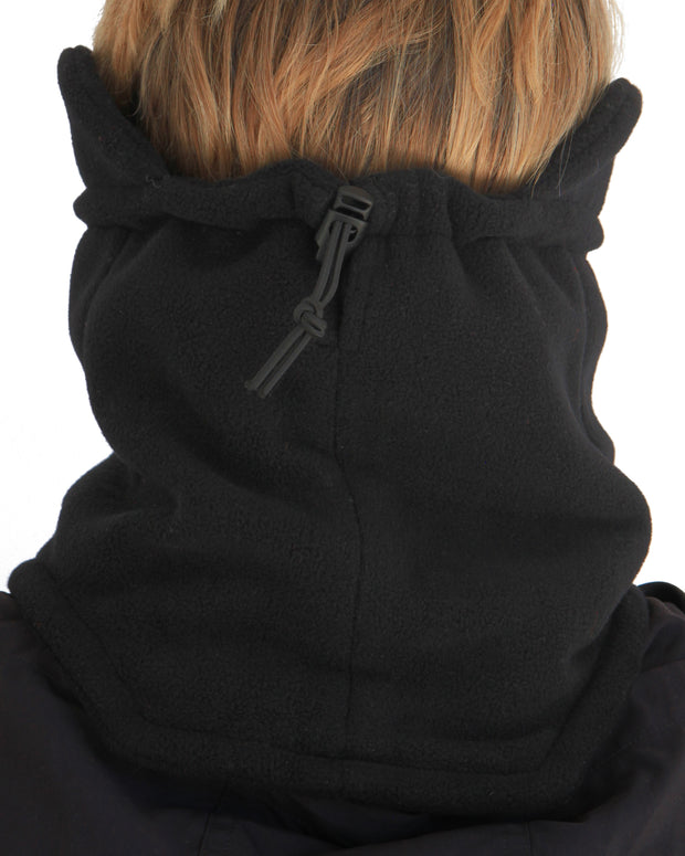 Heat Factory Heated Neck Gaiter: Black