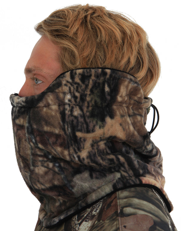 Heat Factory Heated Neck Gaiter: Mossy Oak