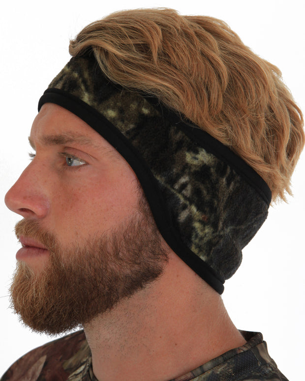 Heat Factory Heated Head Band: Mossy Oak