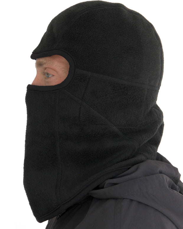 Heat Factory Heated Helmet Balaclava: Black