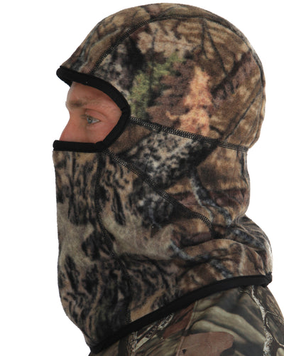 Heat Factory Heated Helmet Balaclava: Mossy Oak