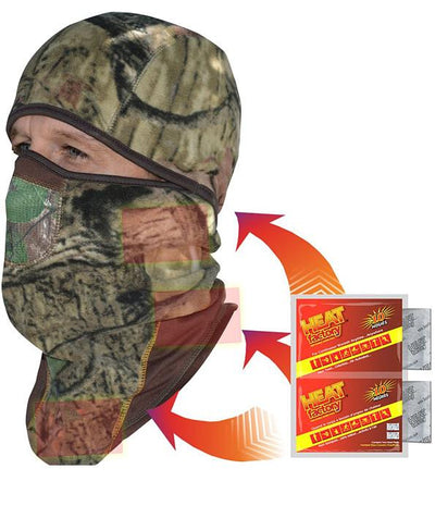 Hunting Heated Deluxe Balaclava