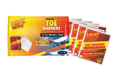 Heat Factory Toe Warmer Big Pack