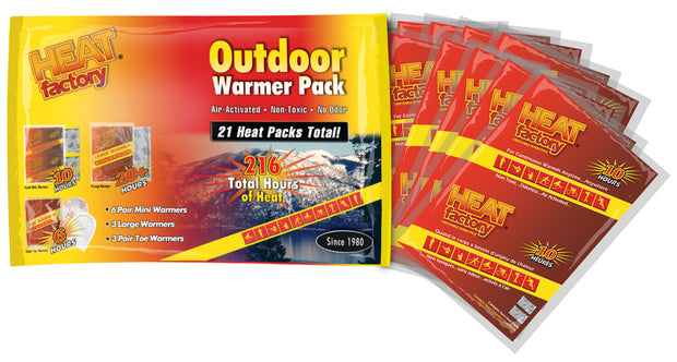 Heat Factory Outdoor Big Pack