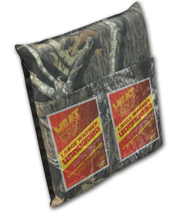 Heat Factory Stadium Cushion: Mossy Oak
