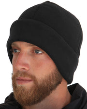 Heat Factory Heated Beanie: Black