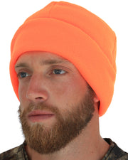 Heat Factory Heated Beanie: Blaze Orange