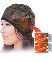 Heat Factory Women's Contour Beanie: Mossy Oak