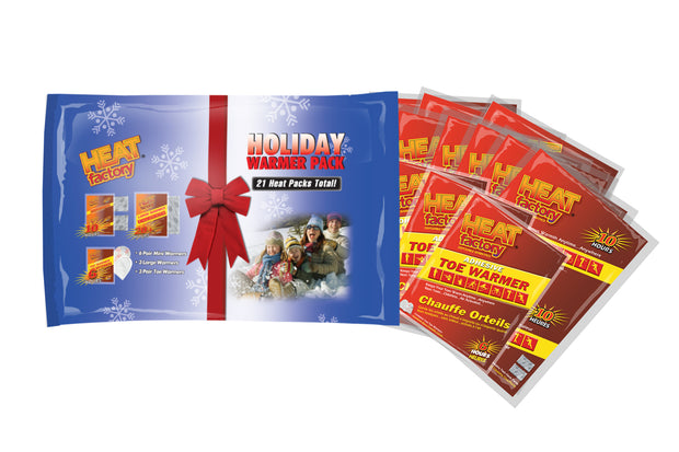 Heat Factory Holiday Big Pack