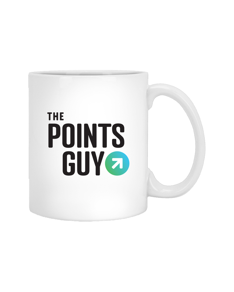 The Points Guy Mug