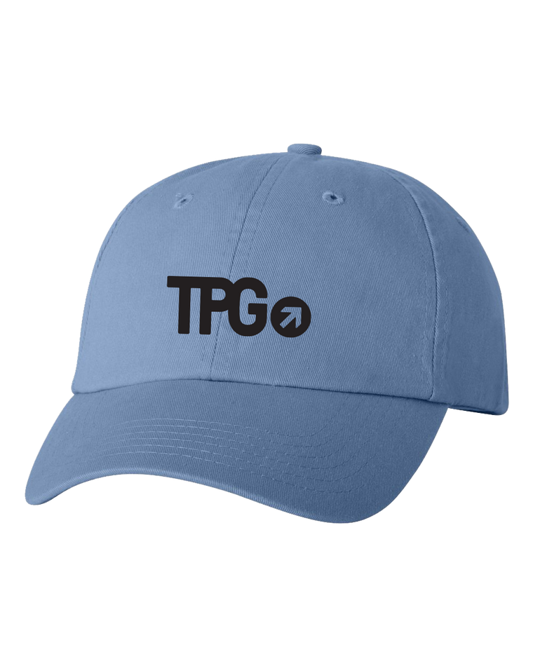 TPG Sky Blue Dad Hat