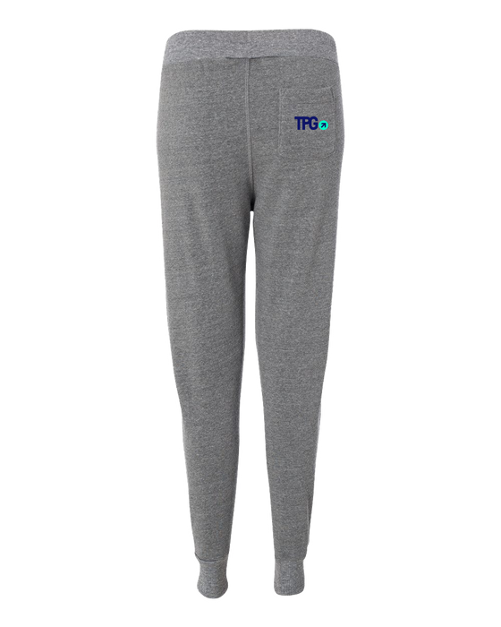 TPG Grey Womens Jogger Pants
