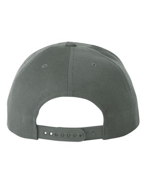Points Rich Grey Snapback