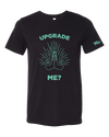 Upgrade Me Black T-shirt