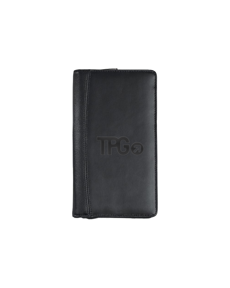 The Leather Travel Organizer