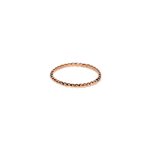 ROSE GOLD BEADED BAND