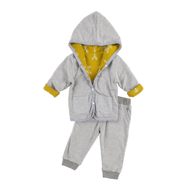 Olivenite Reversible Tracksuit