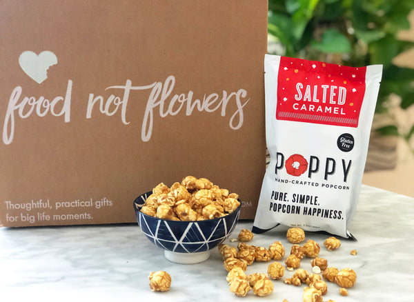Salted Caramel Hand-Crafted Popcorn