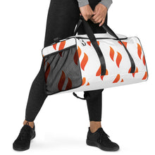 Life on Fire Over Night Duffle bag
