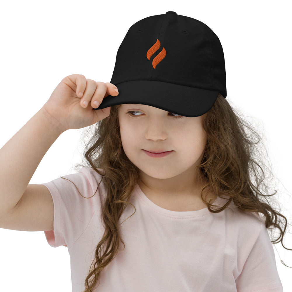 Life on Fire Youth baseball cap