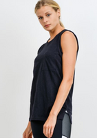 Everly Tank - Black