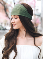 Bohemian Wide Headband (various colors)