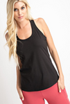 Cancun Tank - Black