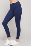 Humble Leggings- Navy