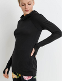 Lennon Top - Black