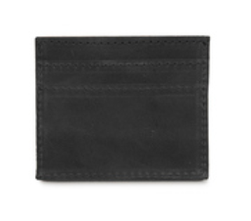 Alem Card Wallet - Black