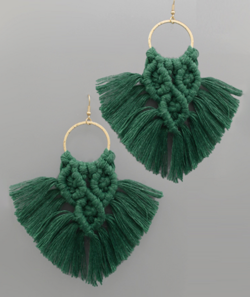 Dream Weaver Earrings