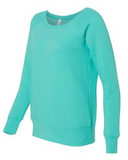 Sweet Sweatshirt - Bright Teal