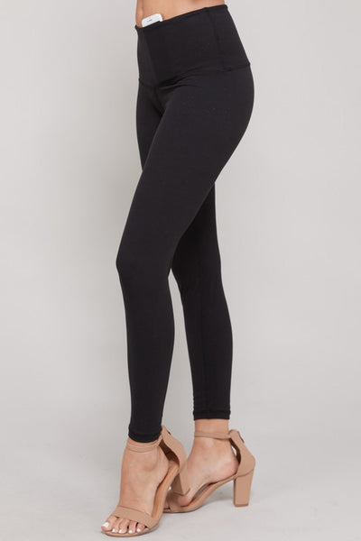 Humble Leggings- Black