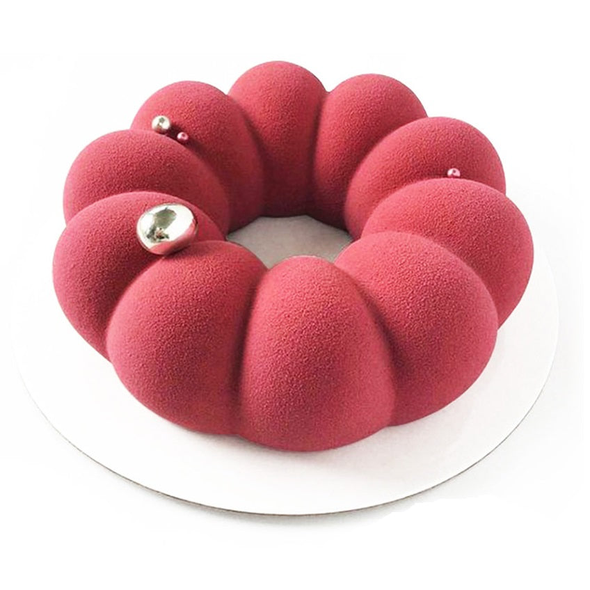 Moule Silicone Couronne Bulle